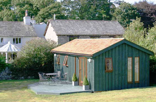 Granny Annexes InsideOuts Garden Office Buildings Guide