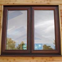 garden office doors and windows