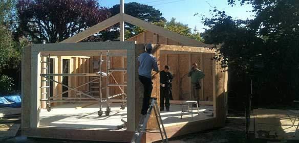Image of Timber Frame Buildings Frame