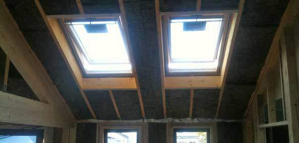 Image of Timber Frame Buildings Insulation