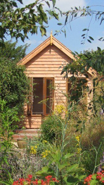 Garden office VAT