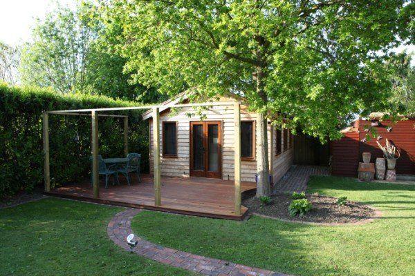 Garden office Sussex
