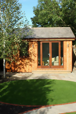 garden rooms London