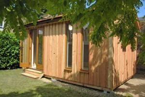 Garden Office Cost