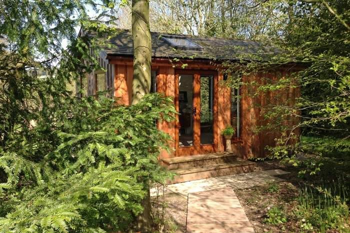 garden studios in spring