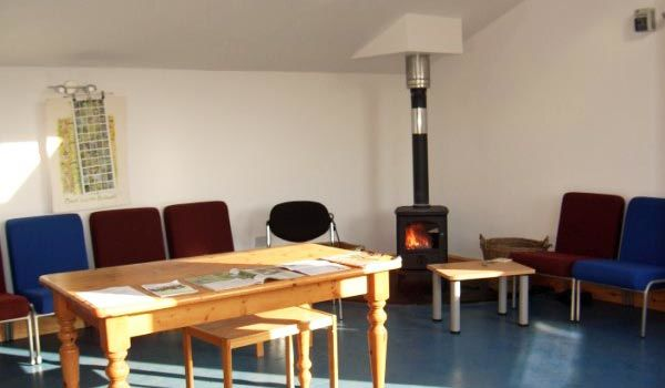 A Wood Burning Stove In Your Office
