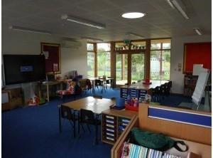 inside eco classroom
