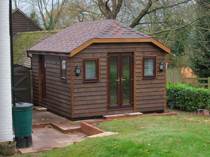 So you're ready to buy a garden room – but which style?