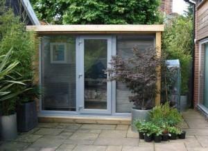 Discovering henley garden rooms garden office buildings for Henley garden office