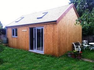 Henley bespoke garden room
